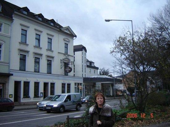Hotel Deutscher Hof: Hotel