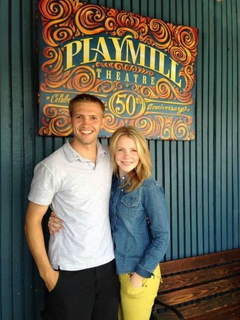 Playmill Theatre : 50 Year Anniversary at the Playmill