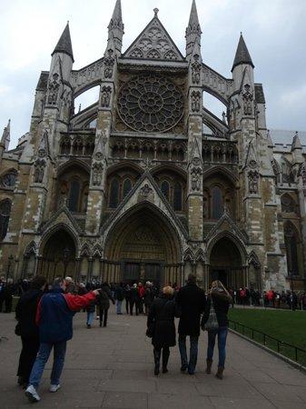 Westminster Abbey: pena não poder tirar fotos do interior