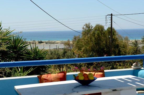 Studios Tasia : sea view