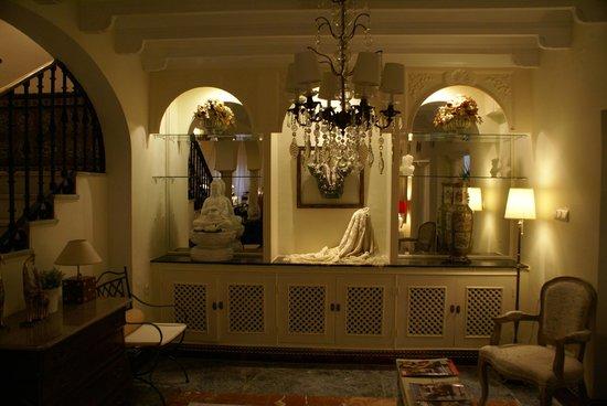 La Vía Mezquita: Le salon