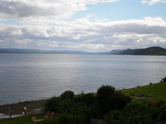 Water's Edge: View from veranda