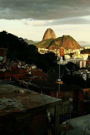 Favela Santa Marta Tour : Pao de Acucar