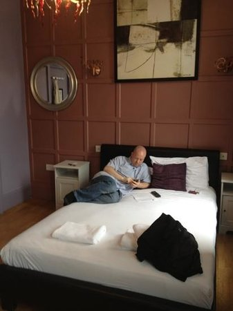 Black Lion Guesthouse: Our room - 3B