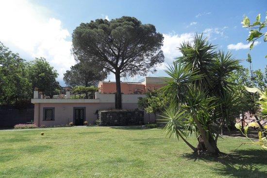Agriturismo San Leonardello: tuin