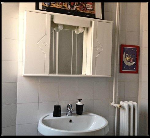 Cielo Vaticano Guest House: bagno