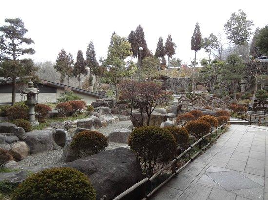 Yunogo Bishunkaku: お庭