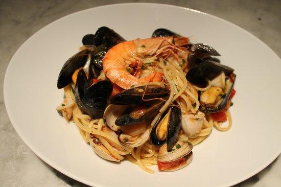 Olivelli - Waterloo : Spaghetti Pescatore