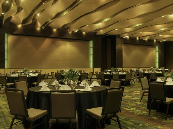 DoubleTree by Hilton Hotel Cedar Rapids Convention Complex : Grand Ballroom