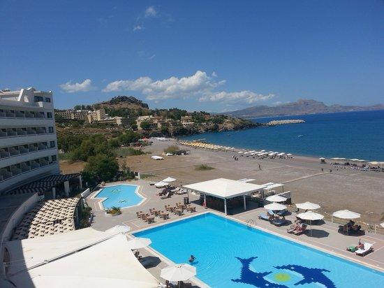 Sensimar Lindos Bay Resort & Spa: room view