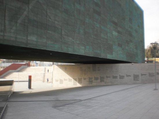 Museo de la Memoria y los Derechos Humanos (Museum der Erinnerung und der Menschenrechte): Museo de la Memoria y los Derechos Humanos