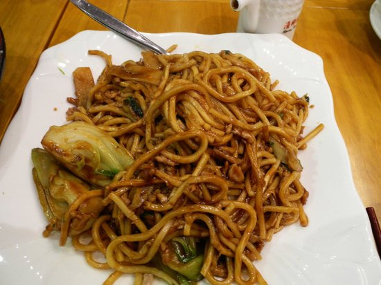 Spicy Fish Restaurant: Fried Noodles