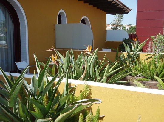 The Cookbook Gastro Boutique Hotel & Spa : Terraza