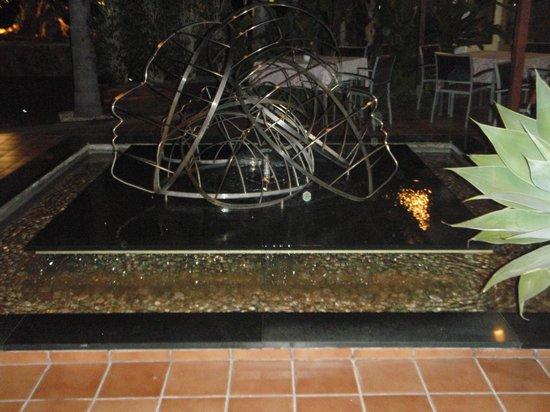 The Cookbook Gastro Boutique Hotel & Spa: Fuente