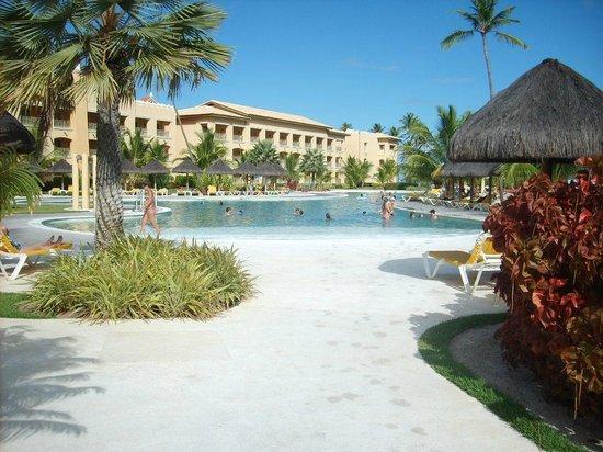 Iberostar Praia do Forte: uma das piscinas