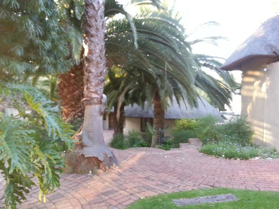 Tladi Lodge: everything is well thought out and maintained