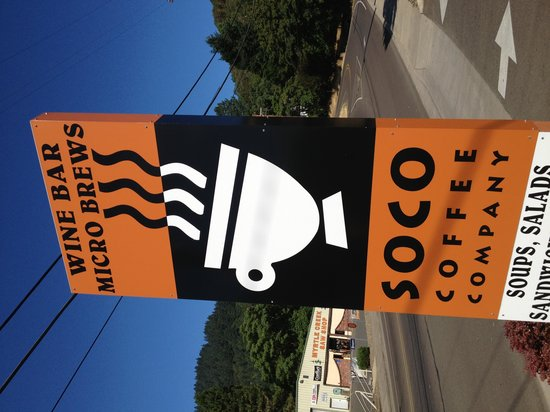 Photo of Cafe Soco coffee company Myrtle Ca at 411 N Main St, Myrtle Creek, OR 97457, United States