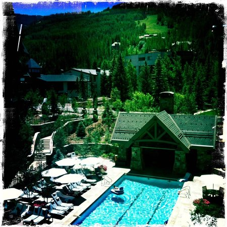 Four Seasons Resort and Residences Vail: Best view in Vail