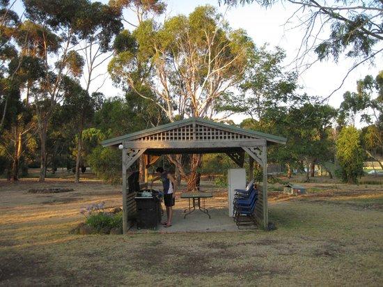 Aristocrat-Waurnvale Motel: Aussie BBQ