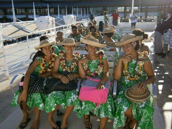 Aremiti Ferry : Aremiti 5 Ferry