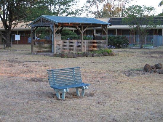 Aristocrat-Waurnvale Motel: Enjoy the view
