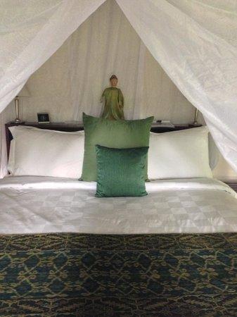 Villa Pantulan: Ricefield Bedroom