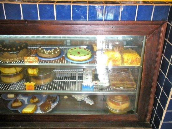 rosti pollos : Great desserts