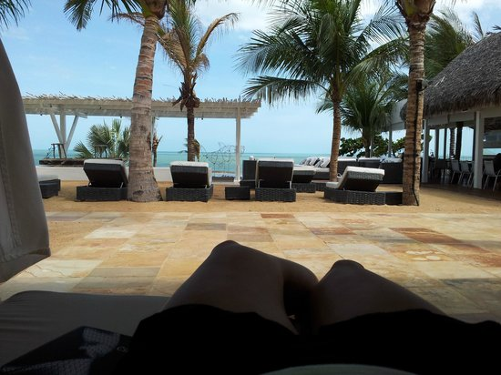 The Chili Beach Boutique Hotels & Resorts: Vista do quarto