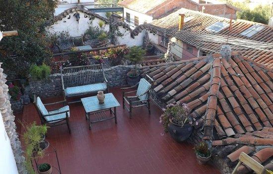 Casa de Campo Hotel: Patios