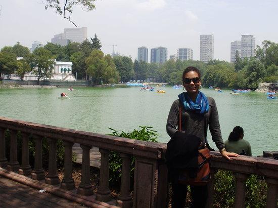 City Express Ciudad de Mexico Buenavista: Bosque Chapultepec