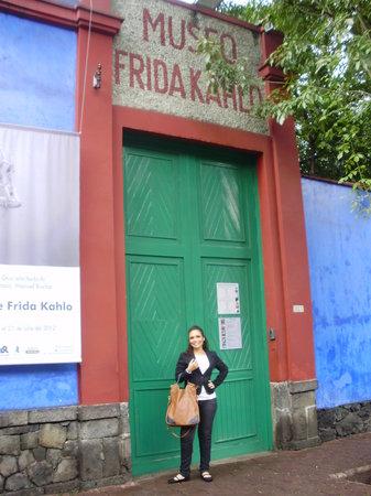 City Express Ciudad de Mexico Buenavista: Museu Frida Kahlo