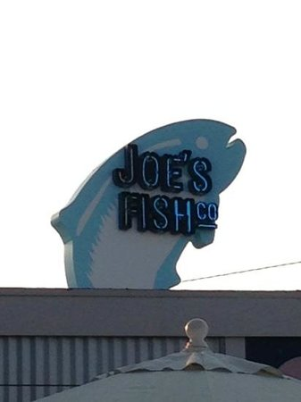 Joe's Fish Co. : eat at joe's