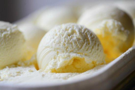 Murphys Ice Cream : Buttermilk ice cream