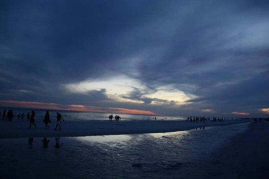 Siesta Beach: Siesta key public beach