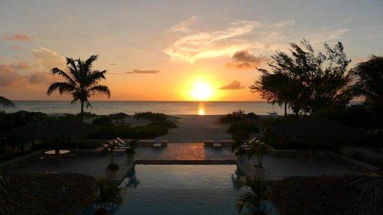 The Meridian Club Turks & Caicos: Sunset