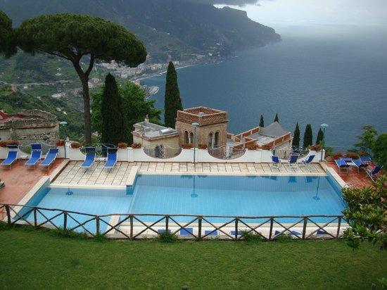 Villa Casale : What a view!