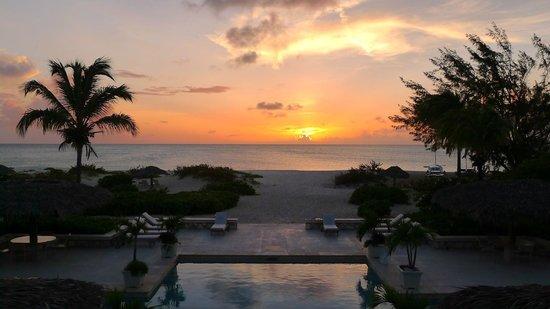 The Meridian Club Turks & Caicos: Sunset