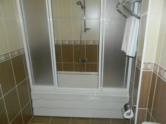 โรงแรมเจดิคปาซาโคนากิ: Bathroom
