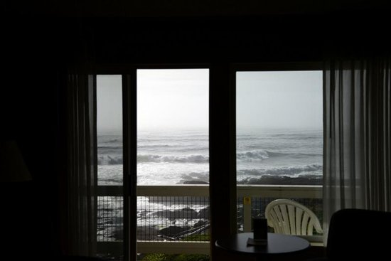 Overleaf Lodge & Spa: View from room