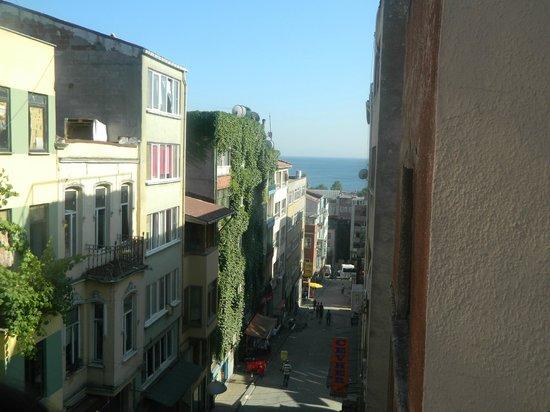 Hotel Gedik Pasa Konagi: View from room