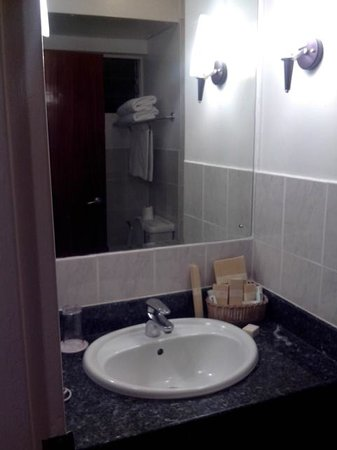 Sarova Panafric: Bathroom