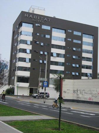 HABITAT HOTEL EN LIMA