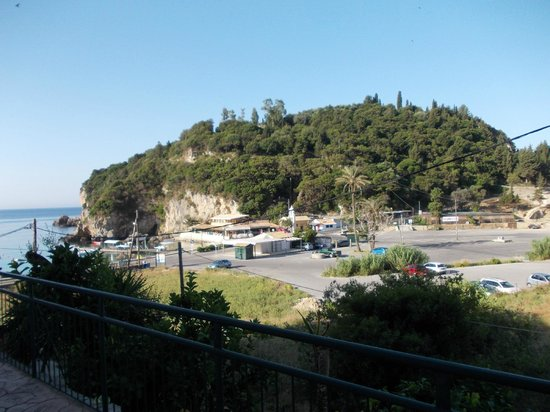 Apollon Hotel: From our Annexe room
