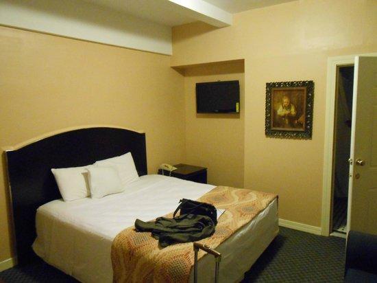 Hotel Carter : Quarto do Carter