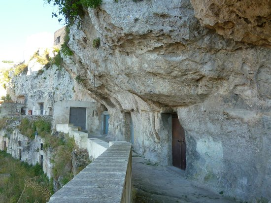 Caves at Matera Picture of Sassi di Matera Matera TripAdvisor