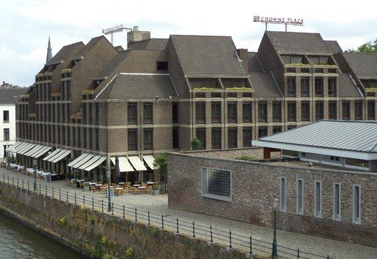 Crowne Plaza Maastricht : hotel