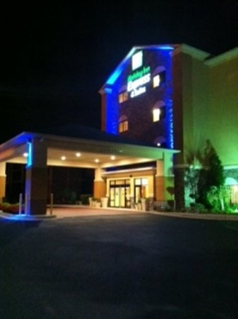 Holiday Inn Express & Suites Atlanta East-Lithonia: Hotel
