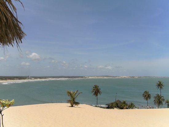Genipabu Beach: Vista das Dunas de Jenipabú