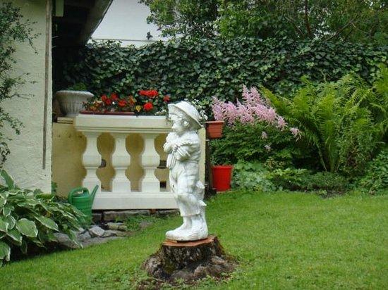 Landhaus Weikert: Garten, Detail