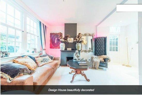 Design B&B Naarden-Vesting: Living Room
